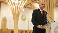 Erdoğan, Cambridge Camisi'nin açılış töreninde: Avrupa'nın ilk çevre dostu ibadethanesi