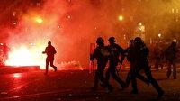 Fransa'da eylemcilerden polislere tehdit mektupları: Evimize üniformayla dönmeye çekiniyoruz