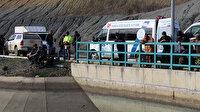 Edirne'de aracı sulama kanalında bulunan avukatın cansız bedenine ulaşıldı