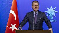 AK Parti Sözcüsü Çelik: Ceren Özdemir cinayeti partiler üstü bir meseledir
