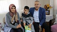 Otizmli çocuğun sesinden rahatsız olan komşu, bıçakla kapıya dayandı: Susturun artık bu çocuğu