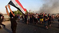 Bağdat'taki protestolarda bir gazeteci bıçaklanarak öldürüldü