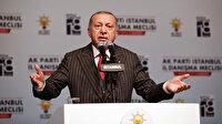 Cumhurbaşkanı Erdoğan: Halk Bankası'nı dolandırmak istediler