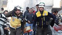 Rusya ve Esed Rejimi sivilleri hedef aldı: 19 ölü
