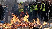 Fransa'da kriz giderek tırmanıyor: Genel grev üçüncü gününde