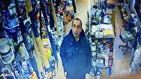 Ceren Özdemir'in katilinin zıpkın çalma çabaları güvenlik kamerasında