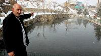 Bu gölün gizemi çözülemiyor: -30'da bile donmuyor, ölen balıklar özel mezarlıklara defnediliyor