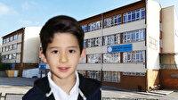 Mert'in ölümüyle ilgili açıklama: Okulda şırınga şeklindeki oyuncak çikolatayı yerken fenalaştı