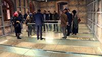 Zeytinburnu'na mozaik müzesi: Tarihi binanın restorasyonu sırasında bulunan mozaik koruma altına alındı