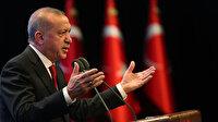 Cumhurbaşkanı Erdoğan Ahıska Türklerine şiirle seslendi