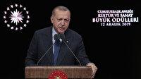 Cumhurbaşkanı Erdoğan'dan Hz. Ömer kıssası