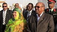 Eski Sudan Cumhurbaşkanının eşi yasa dışı mal edinme suçlamasıyla gözaltına alındı