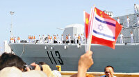 Akdeniz'de ABD'ye Çin darbesi