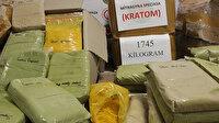 İstanbul Havalimanı'nda 1,74 tonla 'rekor' miktarda uyuşturucu ele geçirildi