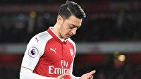 Çin'den Mesut Özil'e sansür
