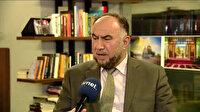 İsrail zulmünü TVNET mikrofonlarına anlattılar