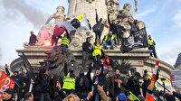 Fransa'da doktorlar sokağa indi: İstifa edeceklerini duyurdular