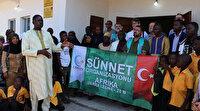 Cansuyu Sierra Leone'de sünnet organizasyonu gerçekleştirdi