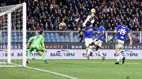 Cristiano Ronaldo El Clasico'nun olduğu gecede havada asılı kalarak gol attı