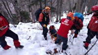 Uludağ'da bulunan ikinci cansız bedenin Mert Alpaslan'a ait olduğu yakınları tarafından teşhis edildi