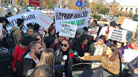 Fayton vaadini yerine getirmeyen İmamoğlu protesto edildi