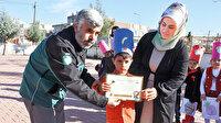 Mirza'nın kumbarası Türkistan'a gidecek