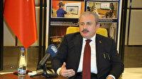 TBMM Başkanı Mustafa Şentop: Türkiye ABD dahil herhangi bir ülkeye mahkum değil