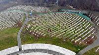 Srebrenitsa annesinden Nobel Ödüllü yazara: Katliamın kanıtı işte bu mezarlık
