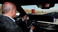 Cumhurbaşkanı Erdoğan yerli otomobille Osmangazi Köprüsü'nden geçecek