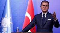 AK Parti Sözcüsü Çelik: Türkiye, Akdeniz'de örülmeye çalışılan duvarı yok etmiştir