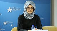 Kaşıkçı'nın nişanlısı Hatice Cengiz'den Suudi mahkemesinin kararına tepki: Sorulara cevap verilmiyor