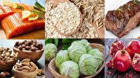 Kışı enerjik geçirmenizi sağlayacak 6 besin