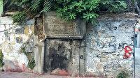 Beyoğlu'nda 200 yıllık çeşme tarihi eser kaçakçılarının hedefi oldu: Kimin götürdüğü belli değil
