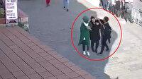 Karaköy'de başörtülü kadına saldırmıştı: Görüntülerdeki kişinin kendisi olmadığını iddia etti