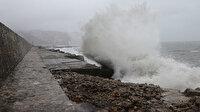 Meteorolojiden Ege Denizi için fırtına uyarısı