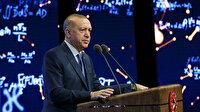 Cumhurbaşkanı Erdoğan: Asalak ve hastalıklı zihniyete teslim olmayacağız