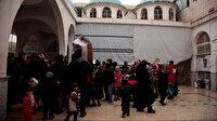 İdlib'te bombardımandan kaçanların sığınağı cami oldu