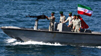 İran Devrim Muhafızları, Basra Körfezi'nde bir gemiye el koydu