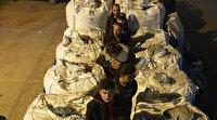 Mersin polisi yakaladı: Kaçak göçmenler için TIR dorselerinin altına özel giriş, çıkış yapmışlar