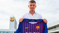 Gençlerbirliği'nin ilk transferi Barcelona'dan