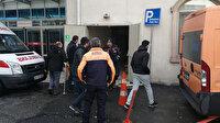 Yedikule Göğüs Hastalıkları Hastanesi'nde gaz paniği: AFAD ekipleri inceleme yaptı
