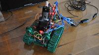 Kütahya'da geleceğin bilim adamlarından 'insansız tank' projesi