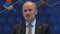 Bakan Turhan: 'Kanal İstanbul projesinde çevreye en az zarar verecek güzergah seçildi'