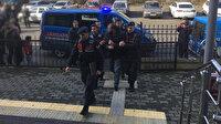 Jandarma 8 ayrı suçtan 1 yıldır aranan suç makinesini fotokapanla yakaladı