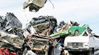 400 bin hurda trafikten çıktı