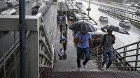 Meteoroloji son tahminlerini açıkladı: İstanbul ve birçok ile yağış uyarısı