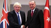 Cumhurbaşkanı Erdoğan, Boris Johnson ile görüştü: ABD-İran gerginliği ile Suriye ve Libya  konularını ele aldılar