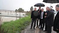 KKTC'de yağışlar sebebiyle eğitime ara verildi