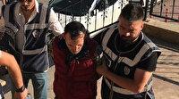 Tutuklu bulunan yüz nakilli Recep Sert hastaneye kaldırıldı