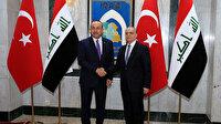 Dışişleri Bakanı Çavuşoğlu Bağdat'ta: Irak'ın dış güçlerin çatışma alanı olmasını istemiyoruz